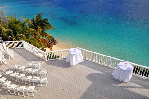The most romantic and luxurious honeymoon villa resort -  Weddings in St. Thomas, USVI